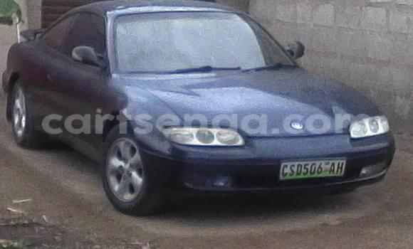 Buy Used Mazda 626 Black Car in Manzini in Swaziland