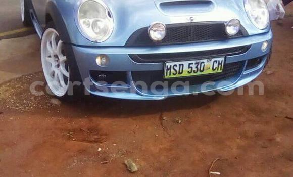 Buy Used Mini Cooper Blue Car in Mbabane in Manzini