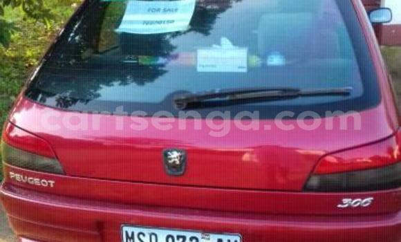 Buy Used Peugeot 306 Red Car in Matsapha in Manzini