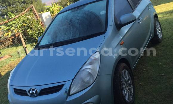 Buy Hyundai i20 Blue Car in Mbabane in Swaziland