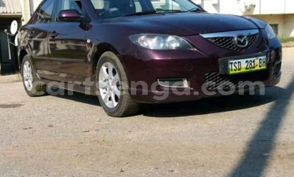 Buy Used Mazda Mazda 3 Red Car in Mbabane in Manzini