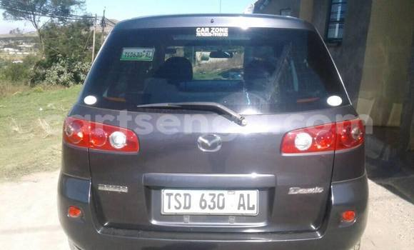 Buy Used Mazda Demio Black Car in Matsapha in Manzini
