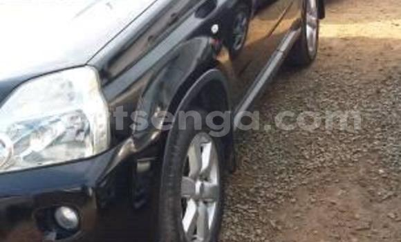 Buy Used Nissan X-Trail Black Car in Matsapha in Manzini