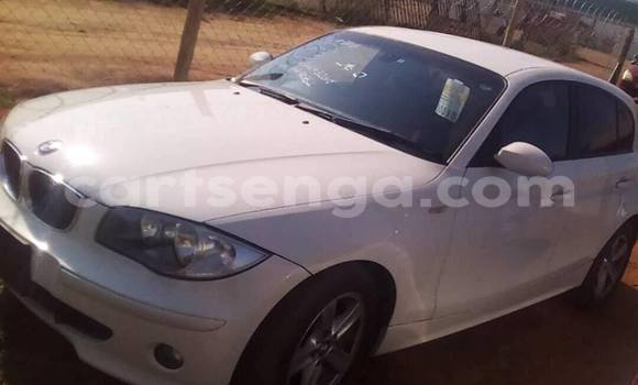 Buy Used BMW 1–Series White Car in Matsapha in Manzini