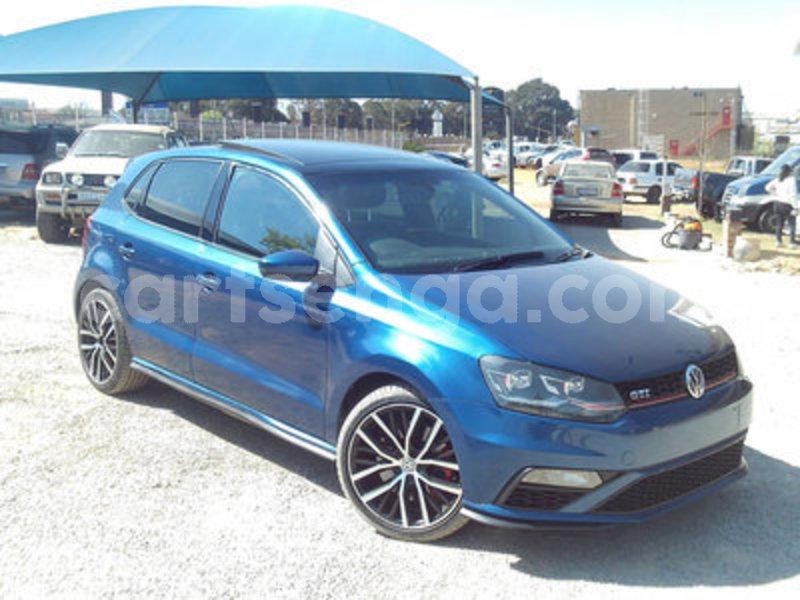 Acheter Occasion Voiture Volkswagen Polo Gti Bleu à Ezulwini Hhohho Cartsenga