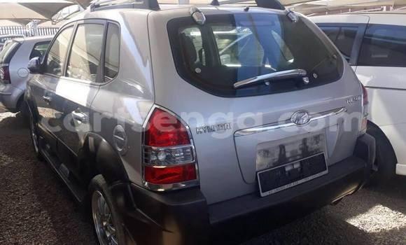 Buy Used Hyundai Tucson Silver Car in Matsapha in Manzini