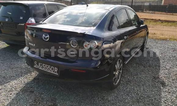 Buy Used Mazda Mazda 3 Black Car in Matsapha in Manzini