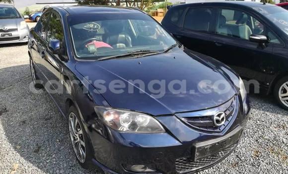 Buy Used Mazda Mazda 3 Black Car in Matsapha in Manzini