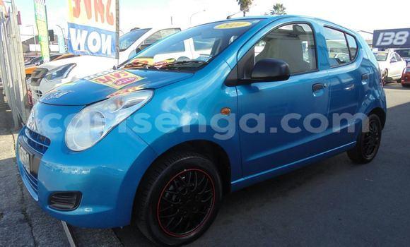 Buy Used Suzuki Alto Blue Car in Manzini in Manzini