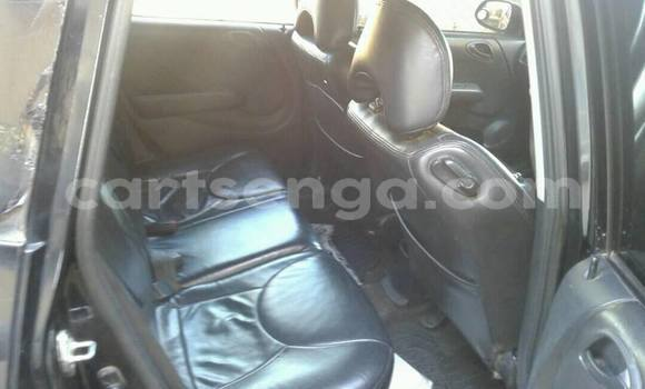 Buy Used Honda Fit Black Car in Mbabane in Manzini