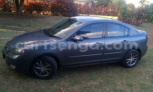 Buy Used Mazda Mazda 3 Black Car in Simunye in Lubombo District