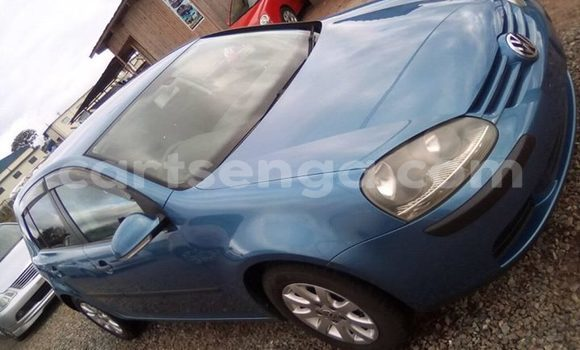 Buy Used Volkswagen Golf Blue Car in Matsapha in Manzini