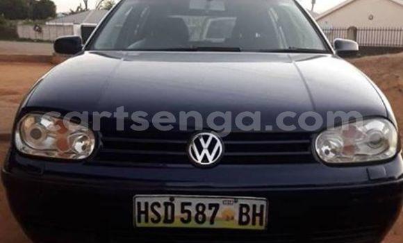 Buy Used Volkswagen Golf Blue Car in Manzini in Manzini