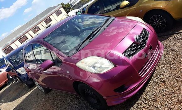 Buy Used Toyota Vitz Red Car in Manzini in Manzini
