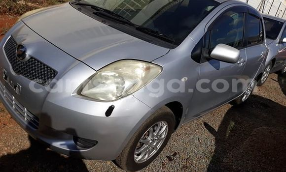 Buy Used Toyota Vitz Silver Car in Manzini in Manzini