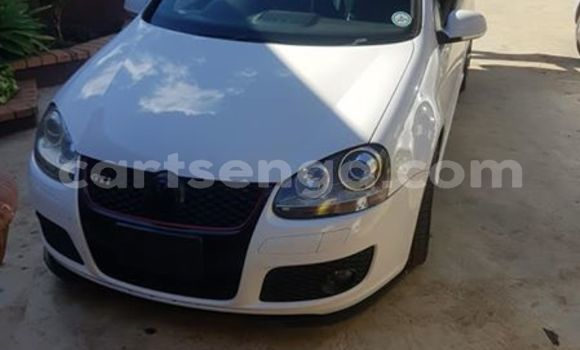 Buy Used Volkswagen Golf White Car in Manzini in Manzini