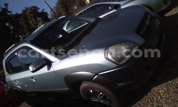Buy Used Hyundai Tucson Silver Car in Mbabane in Manzini