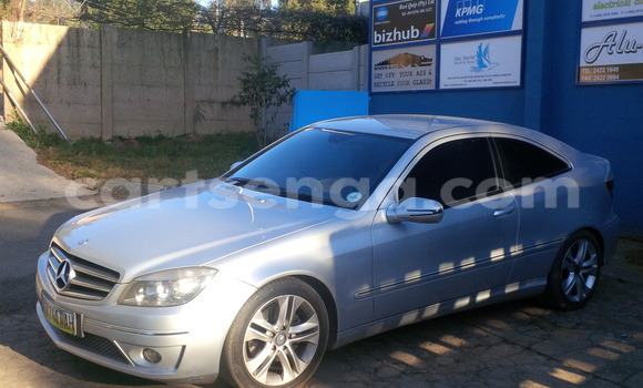 Buy Used Mercedes‒Benz CL-Class Silver Car in Mbabane in Swaziland