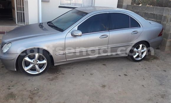Buy Used Mercedes Benz C–Class Silver Car in Mbabane in Manzini