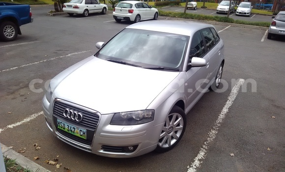 Buy Used Audi A3 Silver Car in Mbabane in Swaziland