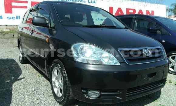 Buy Used Toyota Epsun Black Car in Manzini in Swaziland