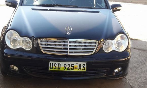 Buy Used Mercedes Benz C–Class Blue Car in Matsapha in Manzini