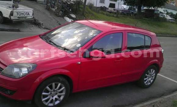 Buy Used Opel Astra Red Car in Manzini in Swaziland