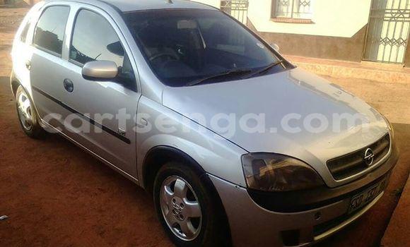 Buy Used Opel Corsa Silver Car in Manzini in Manzini