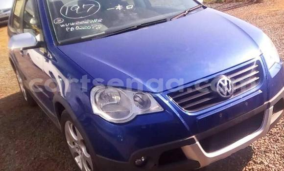 Buy Used Volkswagen Polo Blue Car in Mbabane in Manzini