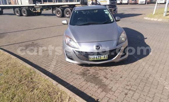 Buy Used Mazda Mazda 3 Silver Car in Mbabane in Manzini