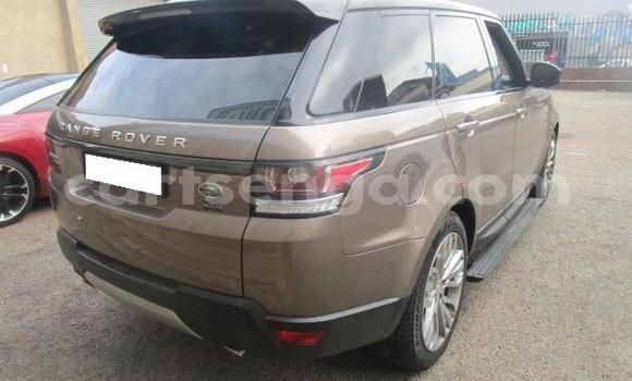 Buy Used Land Rover Range Rover Brown Car in Mbabane in Manzini