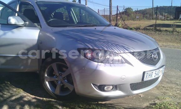Buy Used Mazda 323 Black Car in Manzini in Swaziland