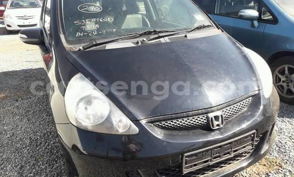 Buy Used Honda Jazz Black Car in Mbabane in Manzini