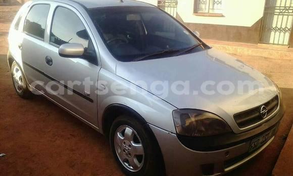 Buy Used Opel Vectra Silver Car in Mbabane in Manzini