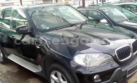 Buy Used BMW X5 Black Car in Mbabane in Manzini