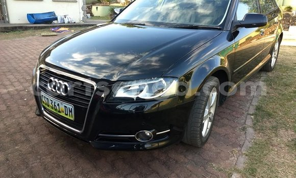 Buy Used Audi A3 Black Car in Manzini in Manzini