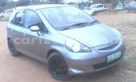 Buy Used Honda Fit Silver Car in Matsapha in Manzini