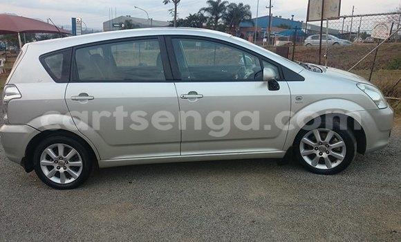 Buy Used Toyota Verso Black Car in Manzini in Swaziland