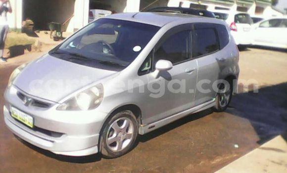 Buy Used Honda Fit Silver Car in Manzini in Manzini