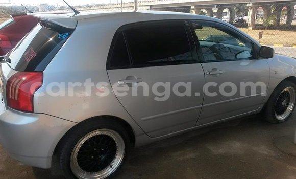 Buy Used Toyota Runx Black Car in Manzini in Swaziland
