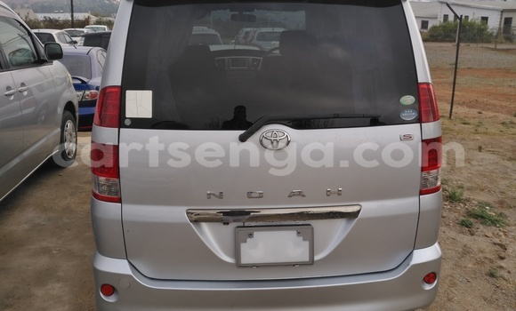 Buy Used Toyota Noah Silver Car in Matsapha in Manzini