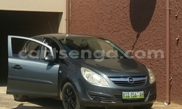 Buy Used Opel Corsa Other Car in Mbabane in Manzini