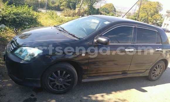 Buy Used Toyota Runx Black Car in Manzini in Manzini