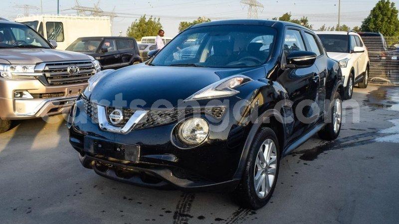 Nunua Imported Nissan Juke Black Gari Ndani Ya Import Dubai Nchini Hhohho Cartsenga