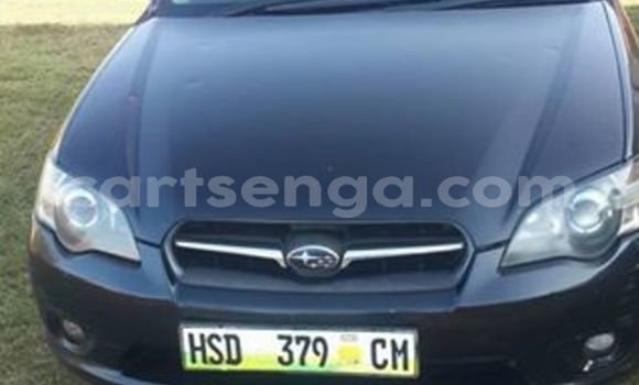 Buy Used Subaru Legacy Black Car in Manzini in Manzini