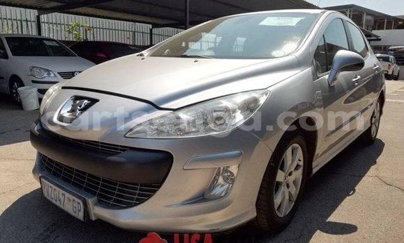 Buy Used Peugeot 308 Silver Car in Mbabane in Manzini