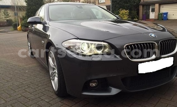 Buy New BMW 5-Series Black Car in Manzini in Swaziland