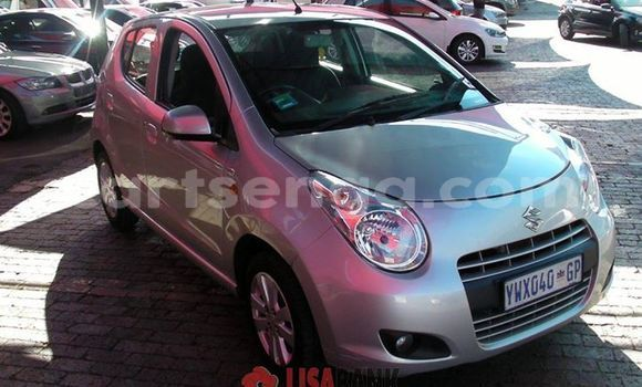 Buy Used Suzuki Alto Silver Car in Mbabane in Manzini