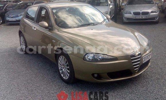 Buy Used Alfa Romeo 147 Brown Car in Mbabane in Manzini