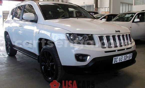 Buy Used Jeep Compass White Car in Mbabane in Manzini